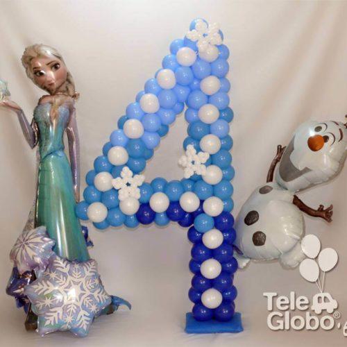 Decoracion cumpleaños personajes Disney