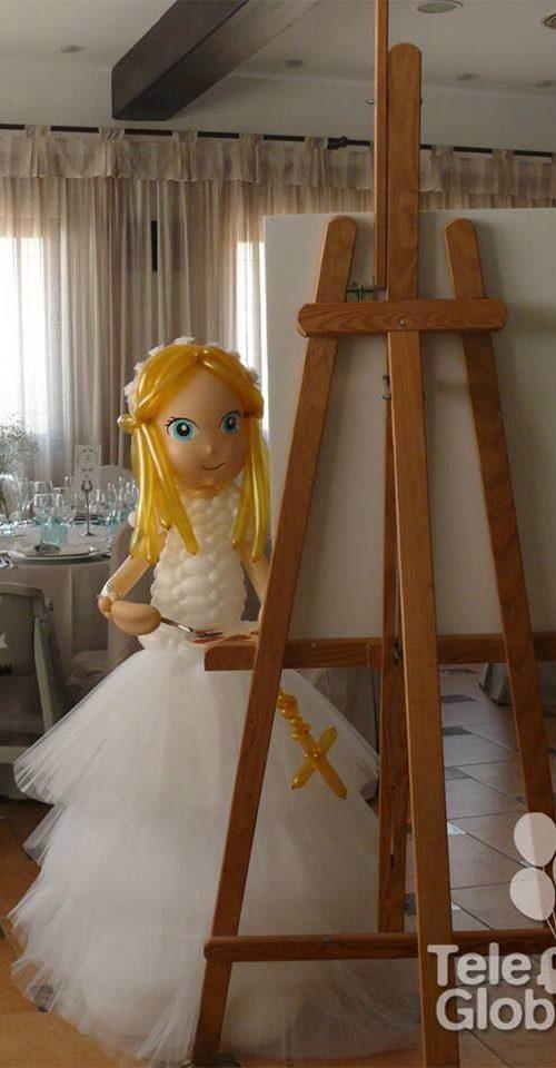 Muñeca comunion personalizada 4